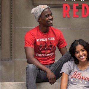 Homage Illinois State University Retro T Shirt
